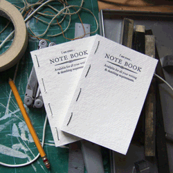 Notebook - stylish stationary